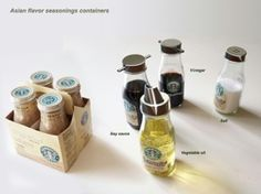 Image detail for -Artist Ryan Mahan repurposed old Starbucks Frappuccino bottles ...