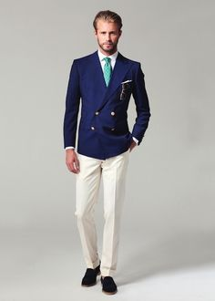 O Spring 2013 Casual Tailoring