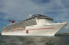 """Carnival Cruise """"Legend"""" Enjoyed an awesome family cruise to the Western Caribbean on this ship!"""