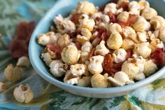 Mmmmm. Bacon Kettle Corn!