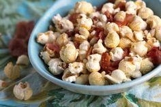 Mmmmm. Bacon Kettle Corn!