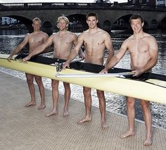 British rowers Alex Partridge, Andy Hodge, Peter Reed and Steve Williams do their part to promote male cancer awareness by posing in the buff for Cosmo Magazine's Everyman campaign. - See more: http://femaleimagination.wordpress.com/2011/06/08/celebrities-pose-nude-to-raise-awareness-of-male-cancer-everyman-campaign/