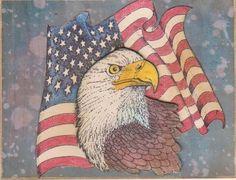 Patriotic card 2013