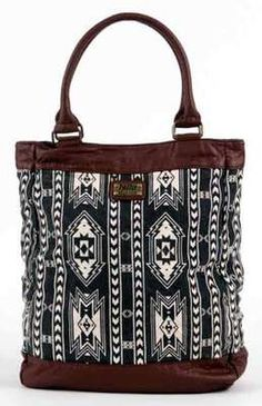 Tote style bag ~ Billabong bag