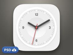 icons, freebi icon, flats, clock io, clocks, flat clock, io icon