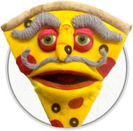 Foodagram (record and share your video message using puppets) school, puppet