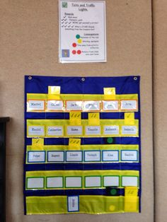 Positive Reinforcement - Ticks and Traffic Lights System by Miss Jacobs Little Learners
