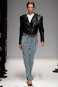 Balmain Spring 2013 Ready-to-Wear Collection Slideshow on Style.com