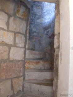 secret passage-way in singer castle
