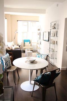 600 square feet apartment