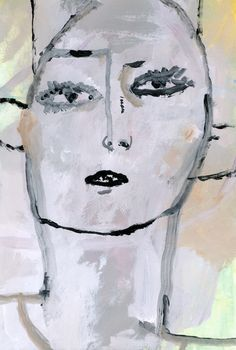 The Daydreaming Ghosts by Hiroyuki Izutsu, via Behance