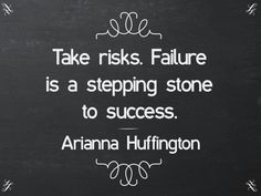 step stone, quot inspir, arianna huffington quotes, stepping stones