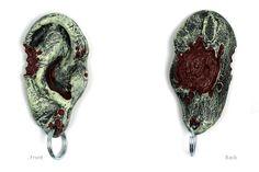 zombie ear =D