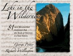Lehi in the Wilderness - Book