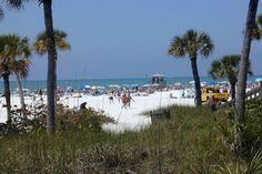 Siesta Key Beach, Florida. I LOVE it here!!! Voted best beach in America