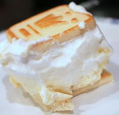 Paula Dean's- Not Yo' Mama's Banana Pudding....