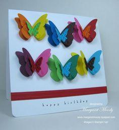 dimensional butterflies