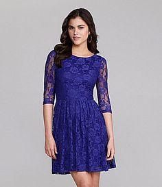 Gianni Bini Gavin Lace Dress #Dillards