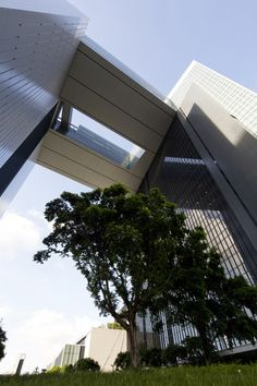 HKSAR Government Headquarters / Rocco Design Architects