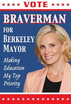 Vote Braverman! | #Parenthood