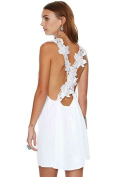 Oh My Love Lily of the Valley Girl Dress