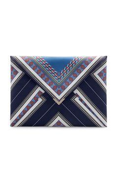 This clutch will get you through summer in style.