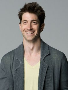 Iddo Goldberg from Secret Diary of a Call Girl: A good-looking Englishman... ...le swoon...