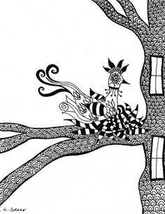 Liking the tree!