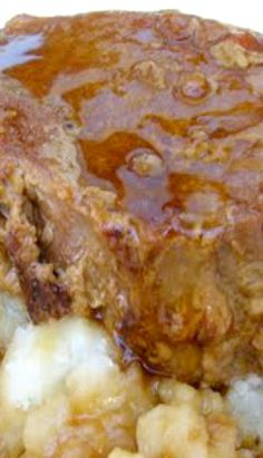 Slow Cooker San Franciso Pork Chops