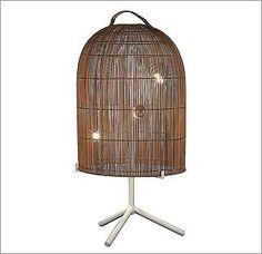 Lámpara de mesa Birds