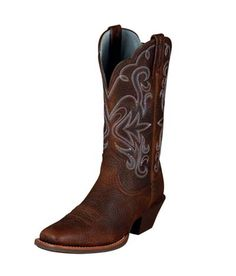 ariat boots!