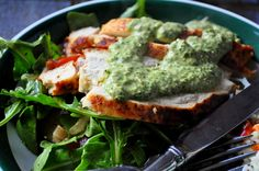 cilantro sauce for just about anything