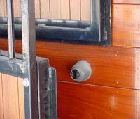 Hold open door magnet