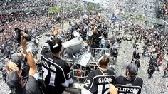 LA KINGS WIN CUP!!!