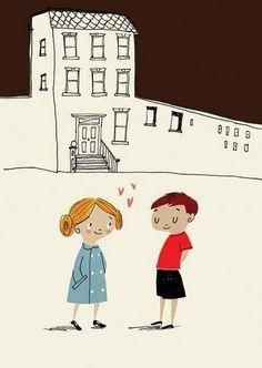 Nicola Slater #illustration #cute