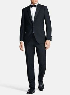 Suit up gents, it's New Year's Eve!