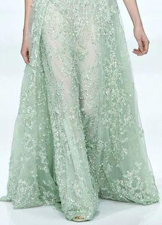 Elie Saab ~ Mint Green