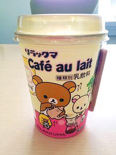 rilakkuma-cafe-au-lait by 8tokyo.com, via Flickr