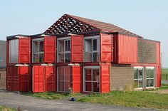 container houses, house truck