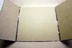 Authentique Paper: An Irresistible [gate fold]  Mini Album #tutorial