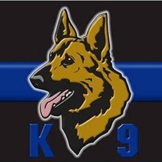 Fallen Officer Thin Blue Line