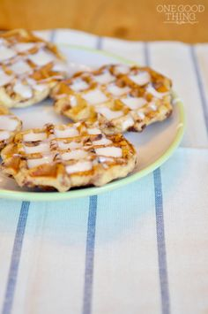 Things You Can { And CAN'T } Make In A Waffle Iron! :-)