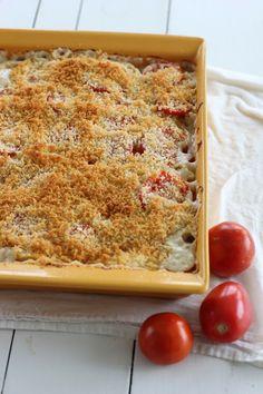 the best Macaroni & Cheese (from Ina Garten)