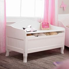 kidkraft nantucket, benches, chairs, furniture accessories, chair bench, toys, toy boxes, nantucket toybox, kid room