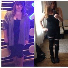 These before and afters are crazy! I wish I started it sooner! Try it free for the rest of the month