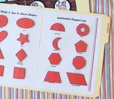 shapes file folder game