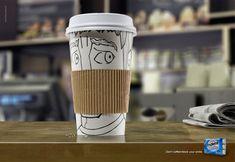 Trident White: Coffee block, 3