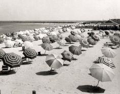 Cliffside Beach, 1950's