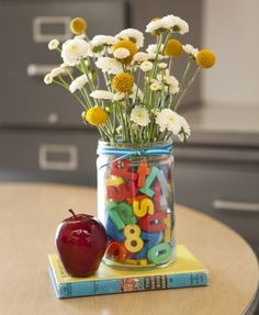 Back to School party ideas and inspiration for teachers and parents