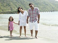 Paula, Cristóbal y la pequeña Oriana compartieron con el equipo de CARAS un día de playa en el que conocimos sus expectativas como padres... Una jornada en que las confesiones y la felicidad evidenciaron que su amor es fuerte y estable.